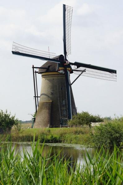 Windmühle in Kinderdijk.jpg